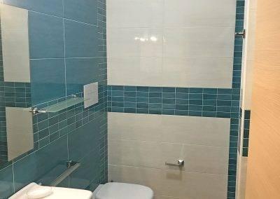 Residence Perla Bianca Alloggi Mono Mare bagno