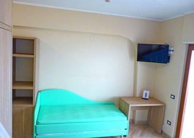 Residence Perla Bianca Alloggi Mono Mare divano letto