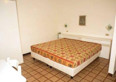 Residence Perla Bianca Alloggi Mono Clima letto