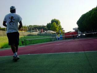 Tennis Sport Residence Perla Bianca