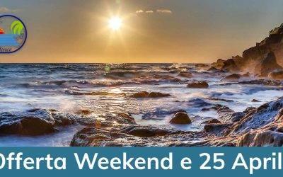 Offerta Weekend e 25 Aprile 2018