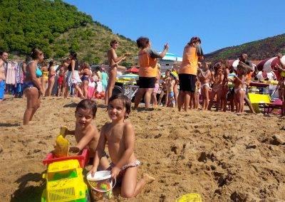 Perla Bianca residence spiaggia