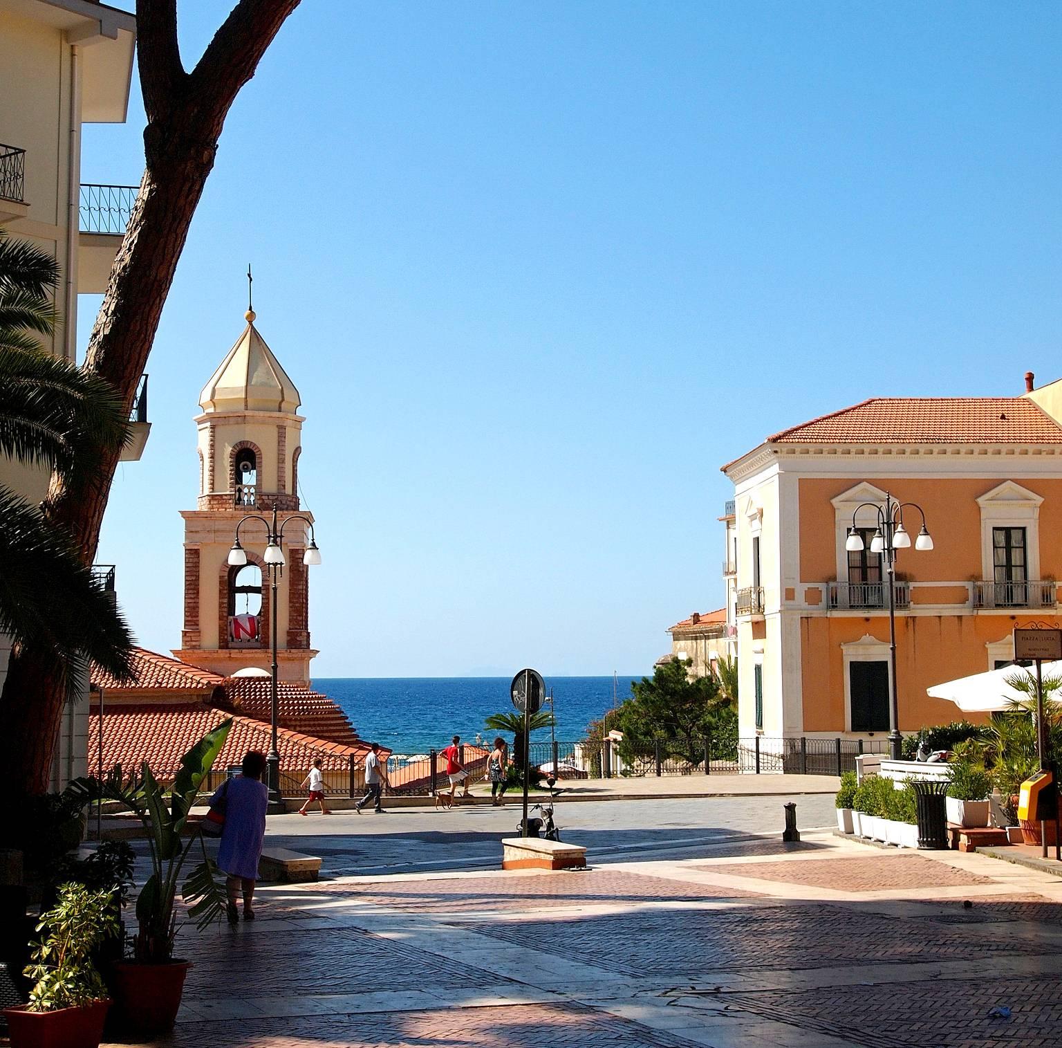 Santamaria piazza Residence Perla Bianca ristorante appartamento