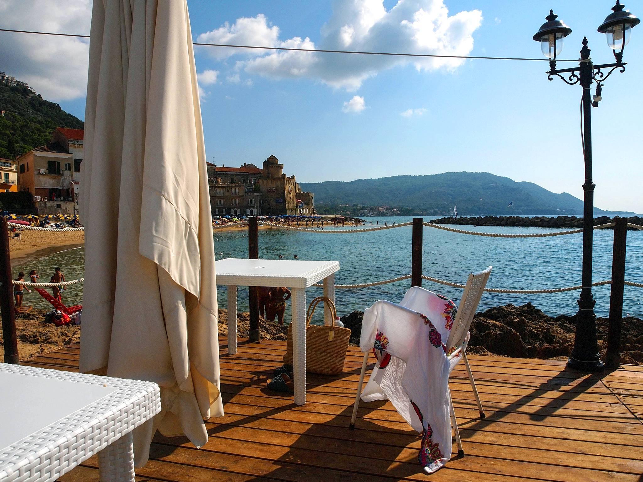 Santamaria relax Residence Perla Bianca ristorante spiaggia appartamento